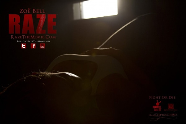 New Raze Image Emerges from the Shadows