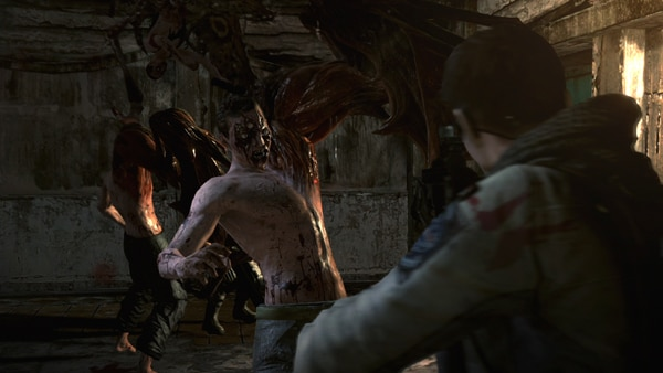 E3 2012: Face A New Horror in Resident Evil 6 E3 Trailer