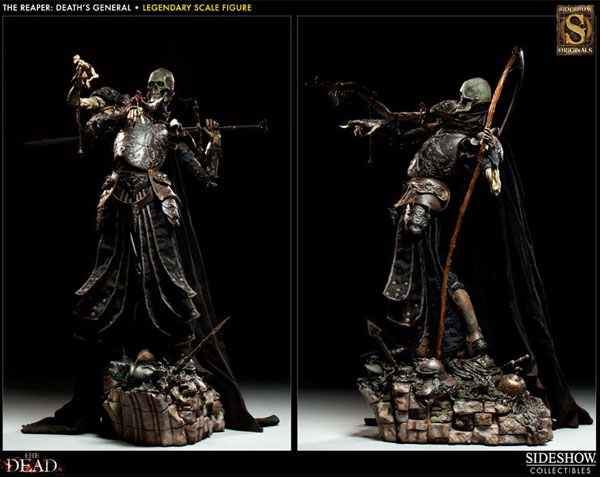 Sideshow Collectibles Reveals The Reaper: Death's General Legendary Scale Figure