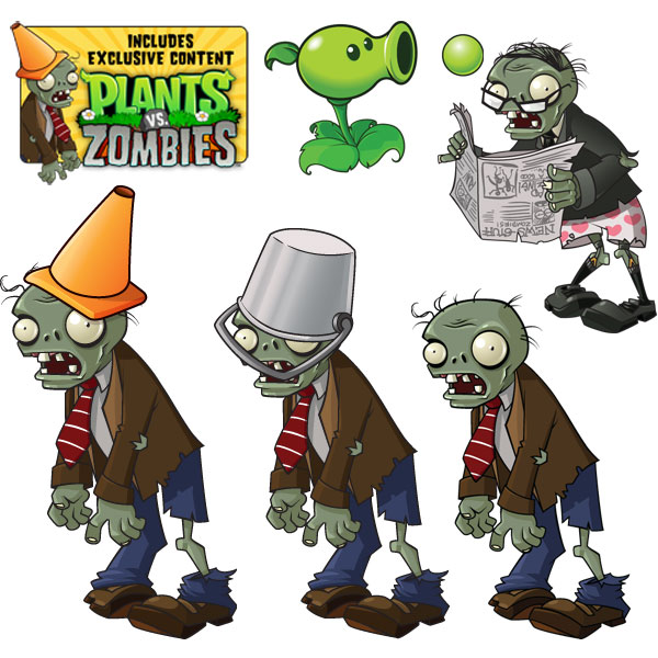 Plants Vs Zombies  Para IPad I IPhone    Gratis