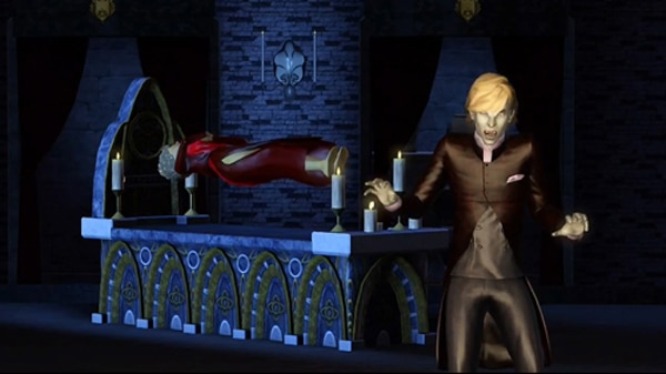 Embrace the Dark Side in Sims 3: Supernatural