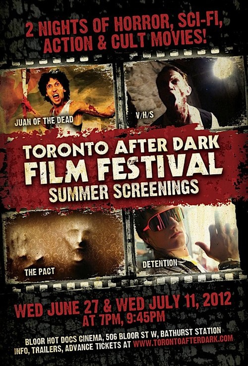 Toronto After Dark's Summer Screenings Kick Off This Wednesday, June 27th