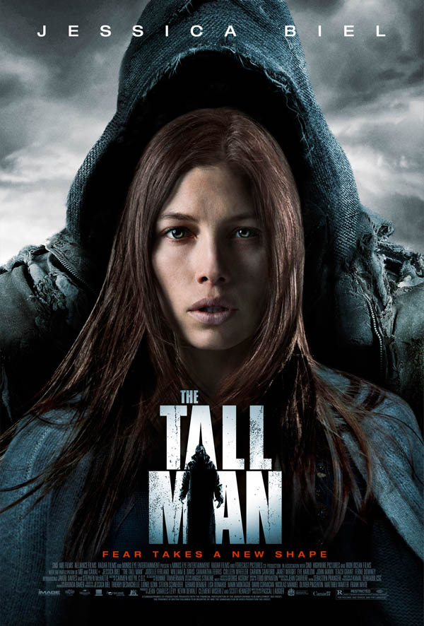 One One-Sheet for The Tall Man Stretches its Legs