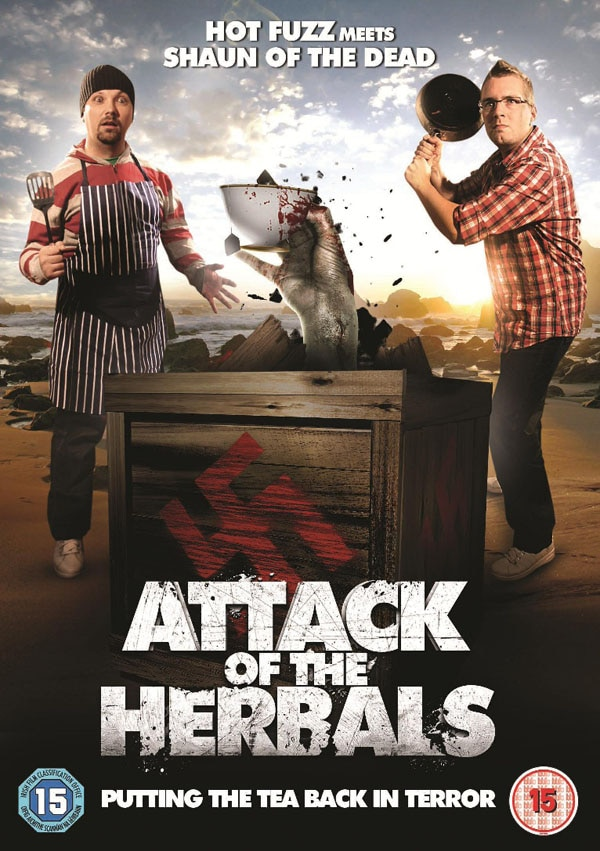 UK Readers: Have a Cuppa on Us – Win Attack of the Herbals on DVD!