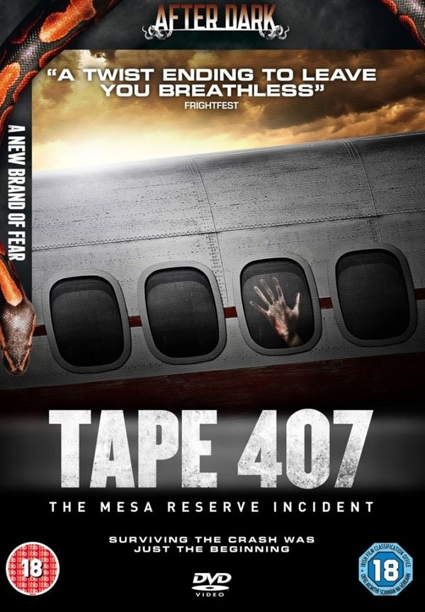 UK Readers: Find Yourself a Free Copy of Tape 407!