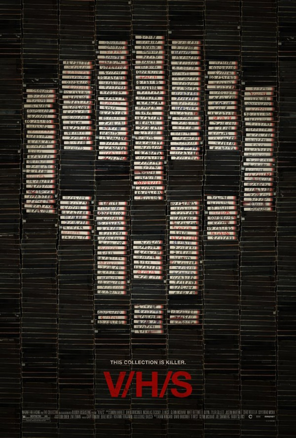 Organize Your Horror Collection with this Killer New V/H/S One-Sheet