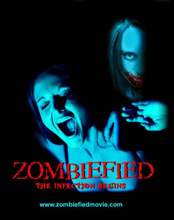 Get Zombified on DVD!