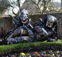 In the UK Alien Loves Predator