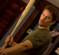 Press Conference Interviews: Ethan Hawke and Jason Blum Talk Violence in Movies and More for The Purge