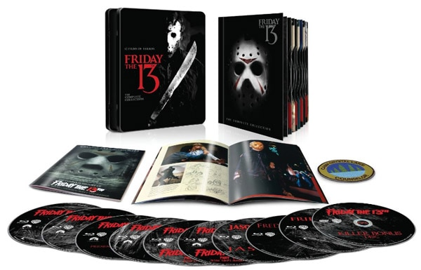 Friday the 13th: The Complete Collection Blu-ray Set