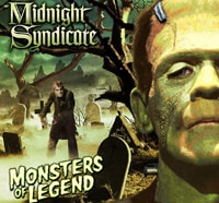 Midnight Syndicate's New CD Monsters of Legend  to Be Unleashed in July