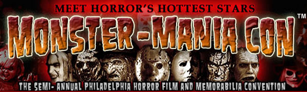 Monster-Mania 25 Is Headed to New Jersey with Carrie Fisher, George Romero, Being Human Cast, and Lots More!