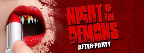Night of the Demons: After-Party