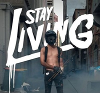 Boost Mobile's Stay Living Australian Ad Campaign Loaded With Zombie Action