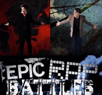 Edgar Allan Poe Battles Stephen King in the Rap Showdown of the Century