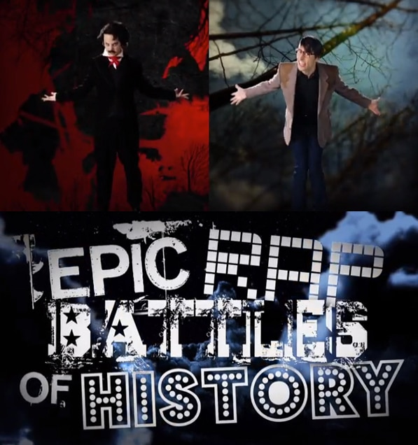 King vs. Poe Epic Rap Battle