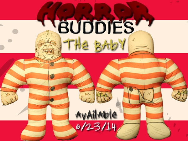 Horror Decor's Next Horror Buddy 'The Baby' Going On Sale June 23rd