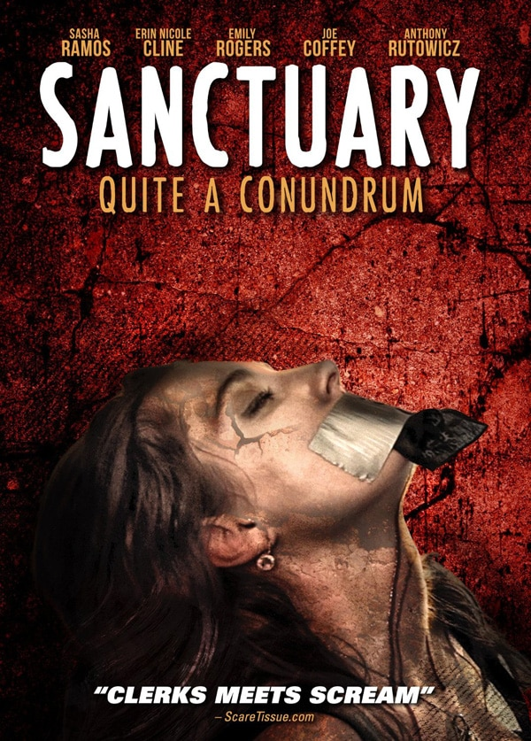 Sanctuary: Quite the Conundrum