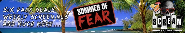 Scream Factory Summer of Fear