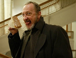 Robert Englund as Doc Halloran in Behind the Mask