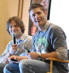 Jensen Ackles and Jared Padalecki (click to see it bigger!)