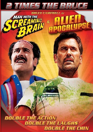 Bruce Campbell Double Feature