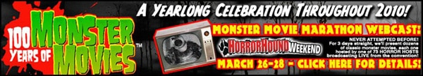 Monster Movies Celebrate 100th Anniversary With Marathon Webcast