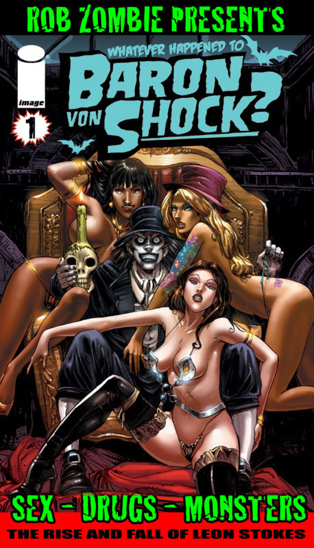 Get Ready to Find Out Whatever Happened to Rob Zombie's Baron Von Shock