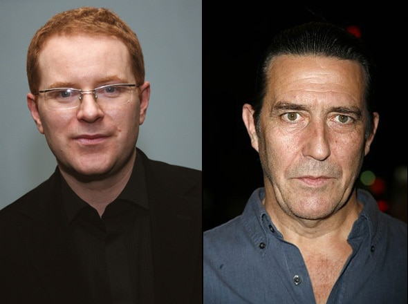 Exclusive: Conor McPherson and Ciarán Hinds Talk Horror, Catholicism, and John Carpenter