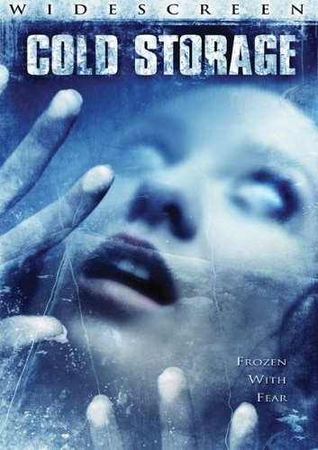 Trailer and DVD Art for Cold Storage