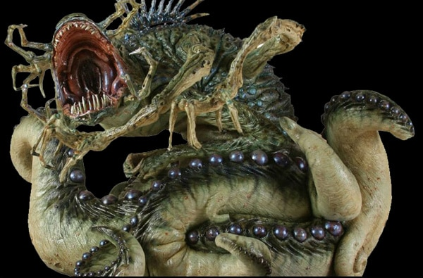 SOTA Toys Unleashes the Most Wicked Dagon Collectible Ever