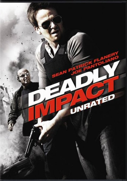 Deadly Impact Crashing onto Unrated DVD April 20th