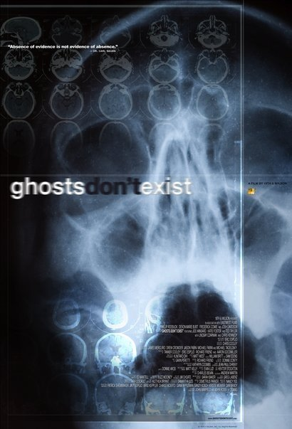 Ghosts Don't Exist - Except in Canada