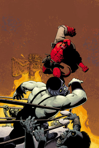 Celebrate Cinco de Mayo with Hellboy in Mexico