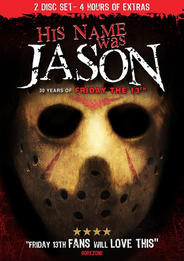UK Readers – Win His Name Was Jason on DVD!