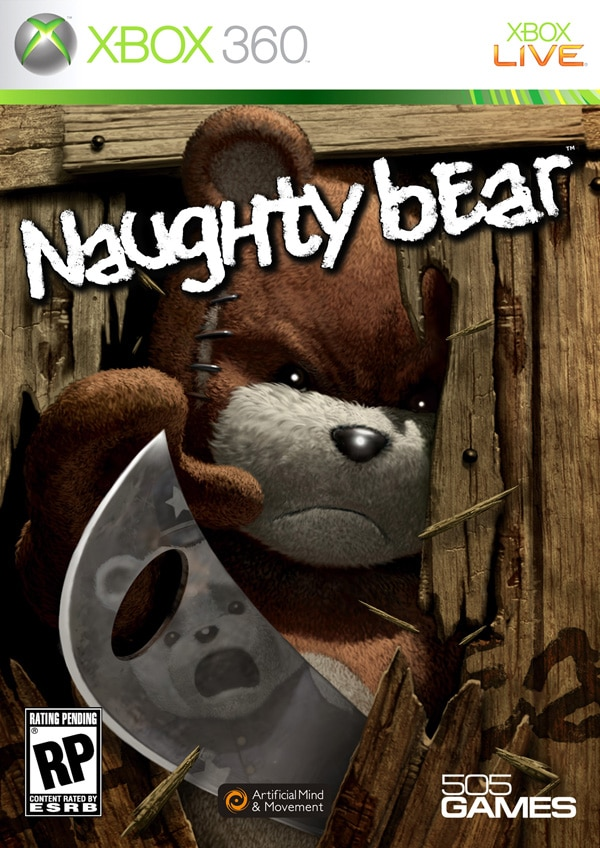 Naughty Bear ... Will Kill You