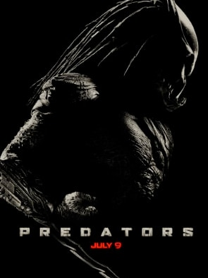Predators - Badass Behind-the-Scenes Video and More!