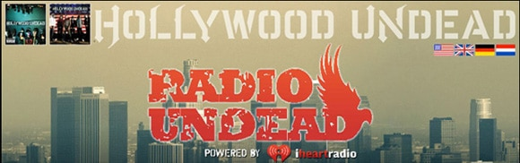 Exclusive Hollywood Undead: Radio Undead Webisode
