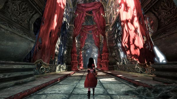 Alice: Madness Returns - Gameplay Trailer Debut and New Screenshots