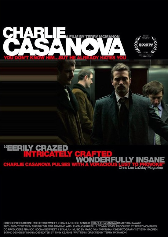 SXSW 2011: Trailer and Artwork for Charlie Casanova