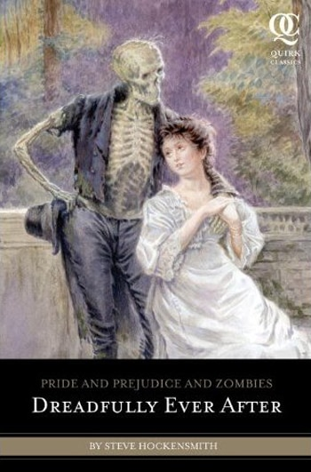 Book Trailer Debut - Pride and Prejudice and Zombies: Dreadfully Ever After