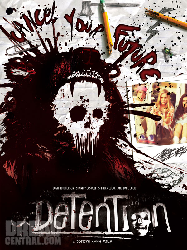 Detention Gets a Theatrical Release Date and a New Clip