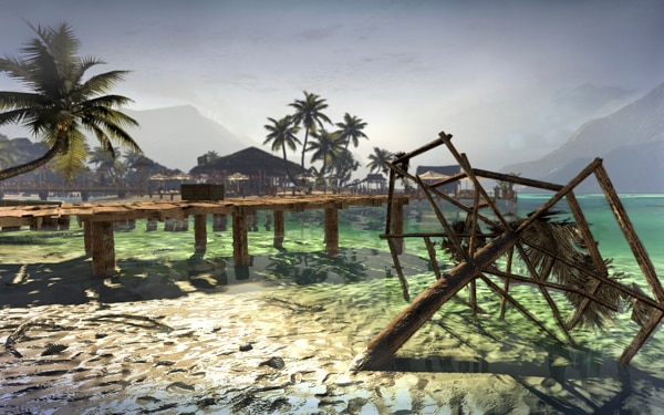 Deep Silver / Techland Releases New Dead Island Screenshots (click for larger image)