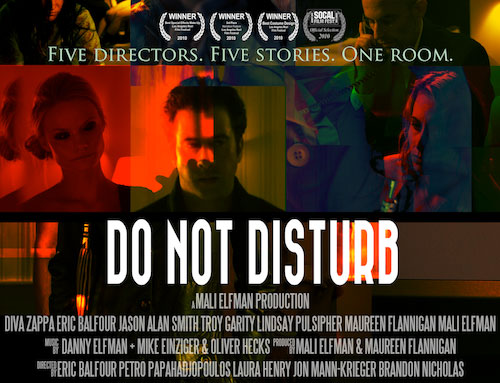 Early Details on Do Not Disturb Anthology - Trailer, Artwork, Stills, and More
