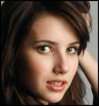 Scream 4's Emma Roberts May Have the Hots for Odd Thomas