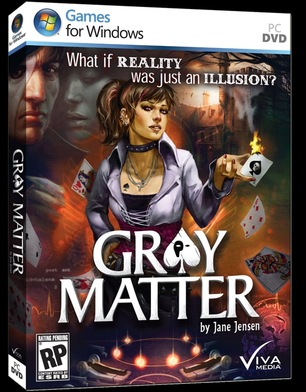 Jane Jensen's Gray Matter Finally Hits the PC