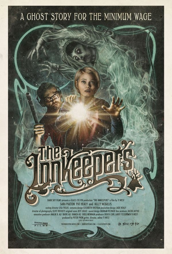 Ti West's The Innkeepers to Open Sidewalk Moving Picture Festival