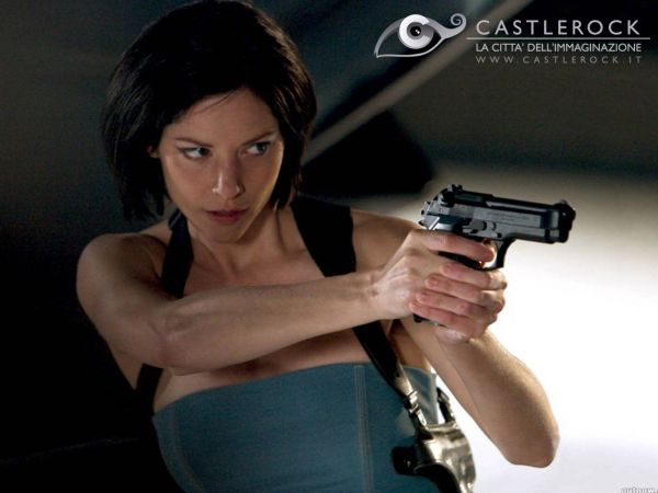 Jill Valentine Returns for Resident Evil 5