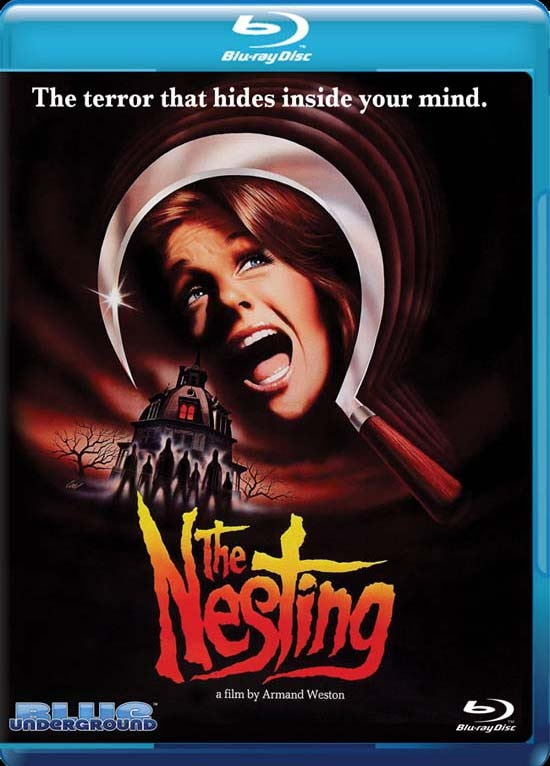 Blue Underground Brings The Nesting to Blu-ray