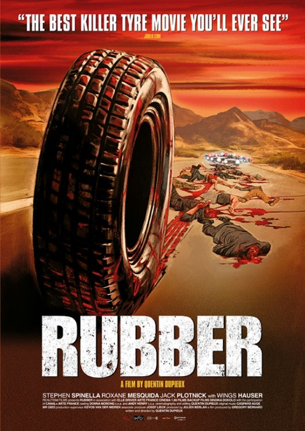 Another Rubber One-Sheet Comes Bouncing In